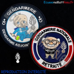 Pack Gendarmerie...