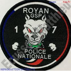 Police ROYAN GSP 17