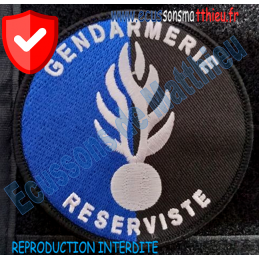 Réserviste Gendarmerie