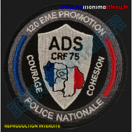 Police ADS CRF 75 120e Promo