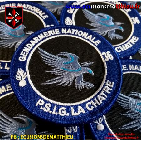 PSIG La Chatre Gendarmerie