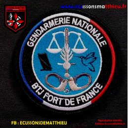 Gendarmerie BTJ Fort de France