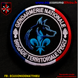Gendarmerie BT d'EGLY