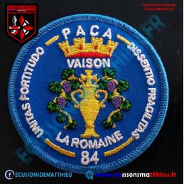 POLICE VAISON LA ROMAINE