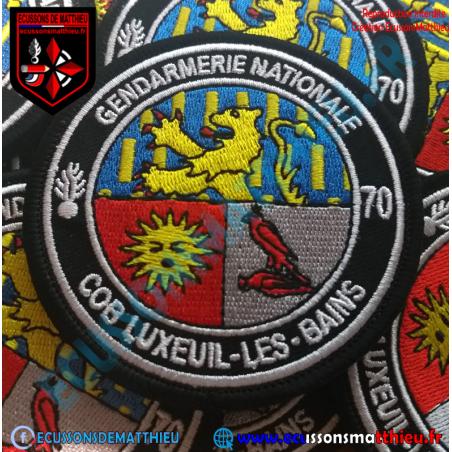 Gendarmerie COB Luxeuil-les-bains