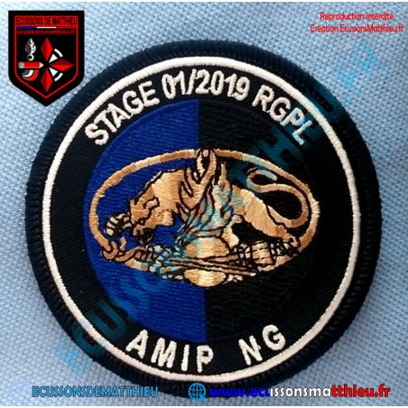 Gendarmerie AMIP NG Stage RGPL