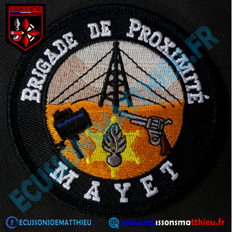 Brigade de Gendarmerie de MAYET