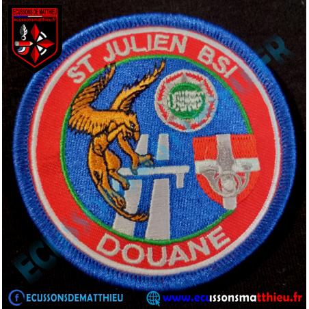 Douane de St Julien BSI