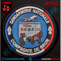Compagnie de Gendarmerie de...