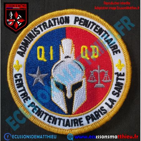 PARIS LA SANTE - ADMINISTRATION PENITENTIAIRE