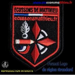 Ecusson Logo Matthieu