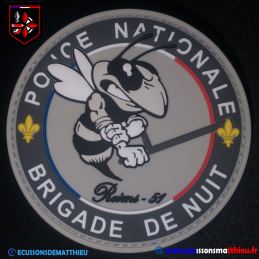 PVC - POLICE NATIONALE...