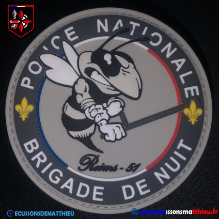 PVC - POLICE NATIONALE BRIGADE NUIT REIMS
