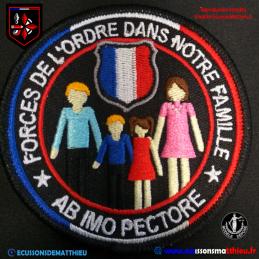 Famille Forces de l'Ordre